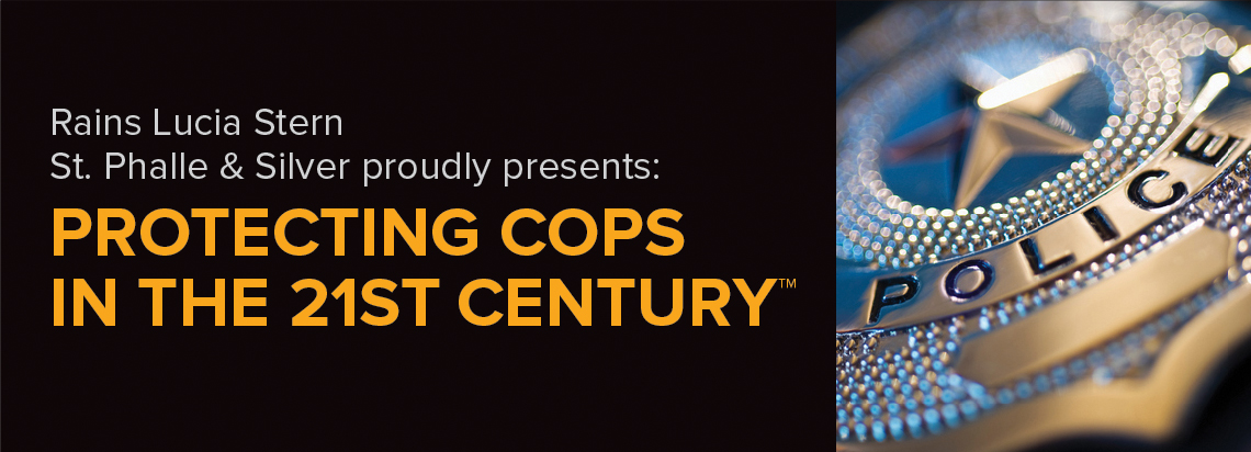 Protecting Cops in the 21st Century