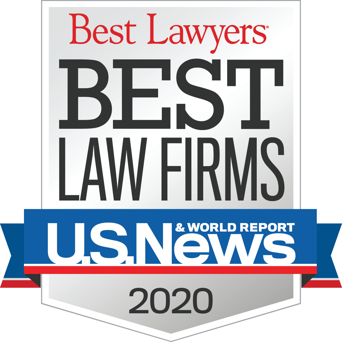 Best Law Firms Award Badge